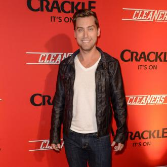 Lance Bass' family 'came out' with him