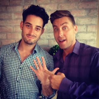 Lance Bass Struggled To Find Right Engagement Ring