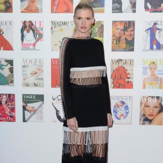Lara Stone has 'more opportunity for self-care'