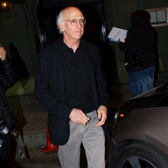 Larry David defends Woody Allen