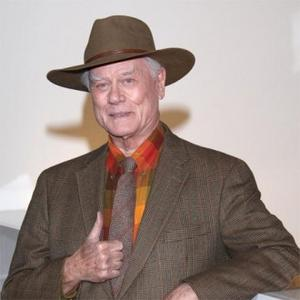Larry Hagman's Solar Move