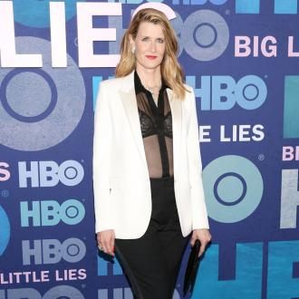 Laura Dern: 'Being a single parent is overwhelming and stressful'