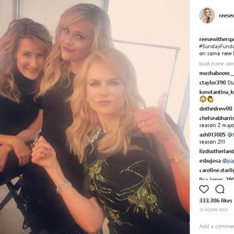 Reese Witherspoon hints at Big Little Lies second series