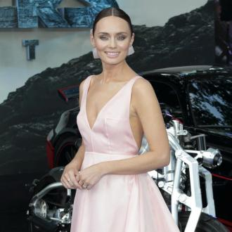 Laura Haddock has a new man