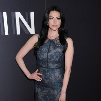 Laura Prepon won't reveal son's name until she's discussed it with her family
