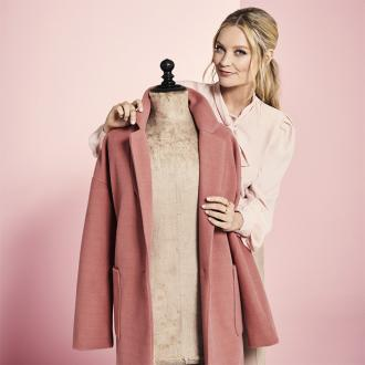 Laura Whitmore joins TK Maxx's Give Up Clothes for Good campaign