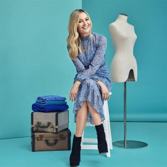 Laura Whitmore backs TK Maxx's Cancer Research campaign