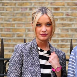 Laura Whitmore inspired by friends' style