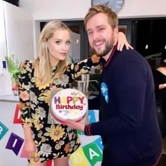 Laura Whitmore throws boyfriend Iain Stirling early surprise birthday