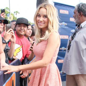 Lauren Conrad offers wedding style advice