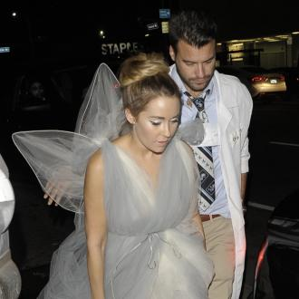 Lauren Conrad marries William Tell