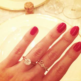 Designers Dish Details On Lauren Conrad's Engagement Ring