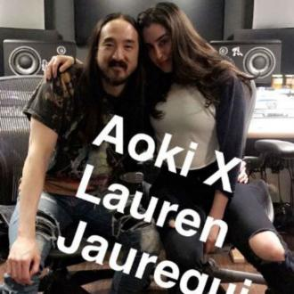 Lauren Jauregui Is Recording With Steve Aoki?
