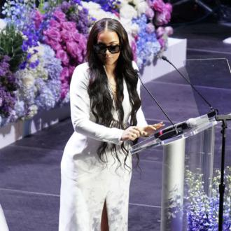 Lauren London Pays Tribute To Nipsey Hussle