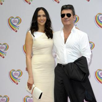 Simon Cowell Celebrates Girlfriend's Birthday