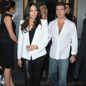 Simon Cowell Isn't A Hands-on Parent