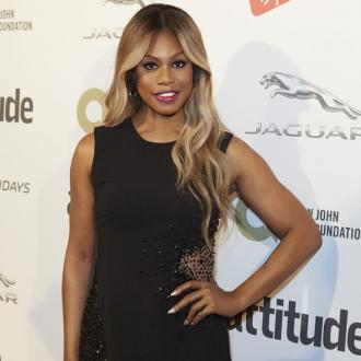 Laverne Cox is 'in love'