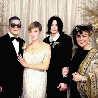 Lea DeLaria and fiancee release humorous split picture