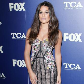 Lea Michele: I'm happy with my body