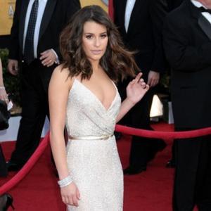 Lea Michele Nervous About Lautner Meeting