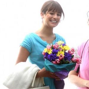 Lea Michele Splits From Boyfriend