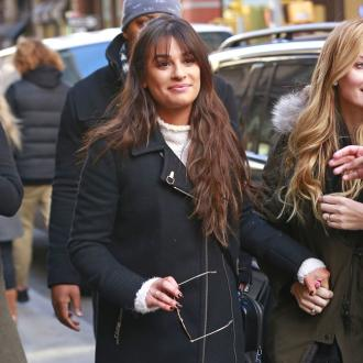 Lea Michele received personal gift from Stevie Nicks