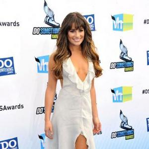 Lea Michele 'Inspired' By Cory