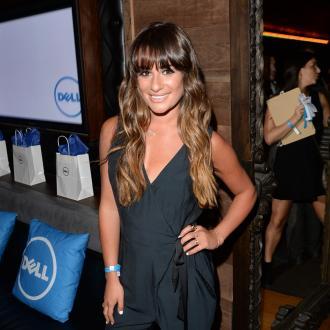 Lea Michele's Tearful Tribute To Cory Monteith