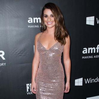 Lea Michele 'happy' with Matthew Paetz