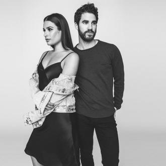Lea Michele and Darren Criss bring tour to UK
