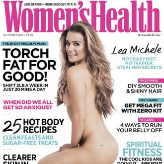 Lea Michele feels 'the best' she has ever felt with her body