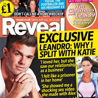 Leandro Penna Will Never Get Back With Katie Price