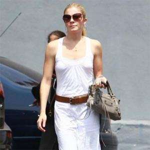 Leann Rimes Gets Tattoo Of Wedding Vows