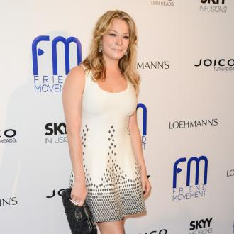 Leann Rimes Happy With Her Fuller Figure