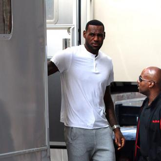 Lebron James To Launch Space Jam Trailer