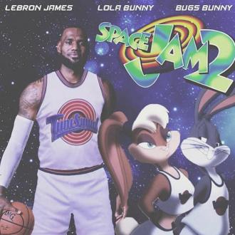 LeBron James promises no Space Jam 2 delay