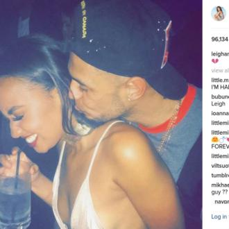 Leigh-anne Pinnock Shares Sweet Instagram Snap Of Her New Boyfriend