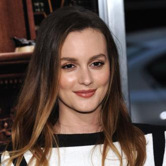 Leighton Meester Gives Birth