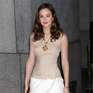 Leighton Meester Has '1 Per Cent' In Common With Blair Waldorf