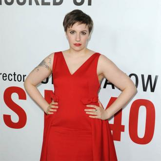 Lena Dunham Happy With Her Looks