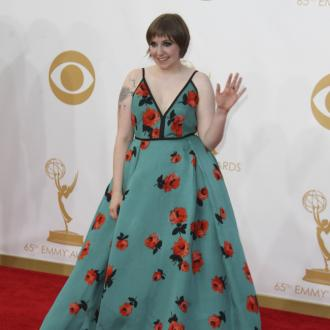 Lena Dunham's Mixed Feelings At Globes