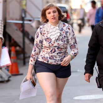 Lena Dunham Doesn't Blame Women For Leaked Photos