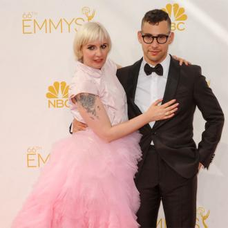 Lena Dunham And Jack Antonoff In 'Constant' Contact