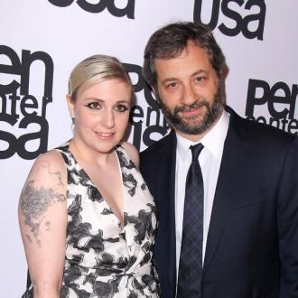 Judd Apatow inspired by Lena Dunham