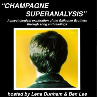 Lena Dunham hosts psychological exploration of Oasis brothers