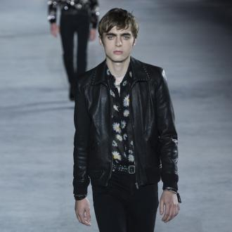 Lennon Gallagher Fronts His First Saint Laurent Menswear Ad