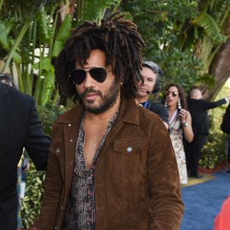 Lenny Kravitz was in a creative slump