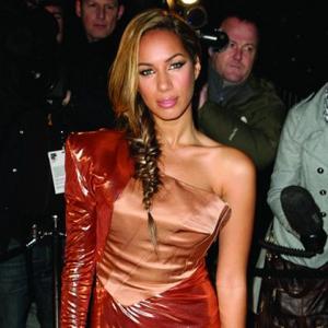 Leona Lewis Loves Simon's Fiancee