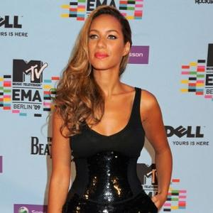 Leona Lewis Gets Bull 'Buzz'