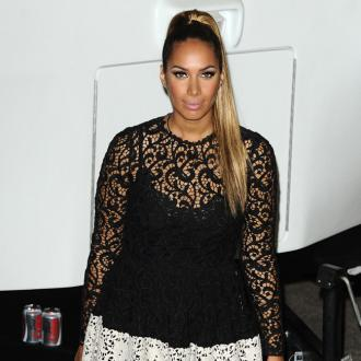 Leona Lewis Gets Road Rage